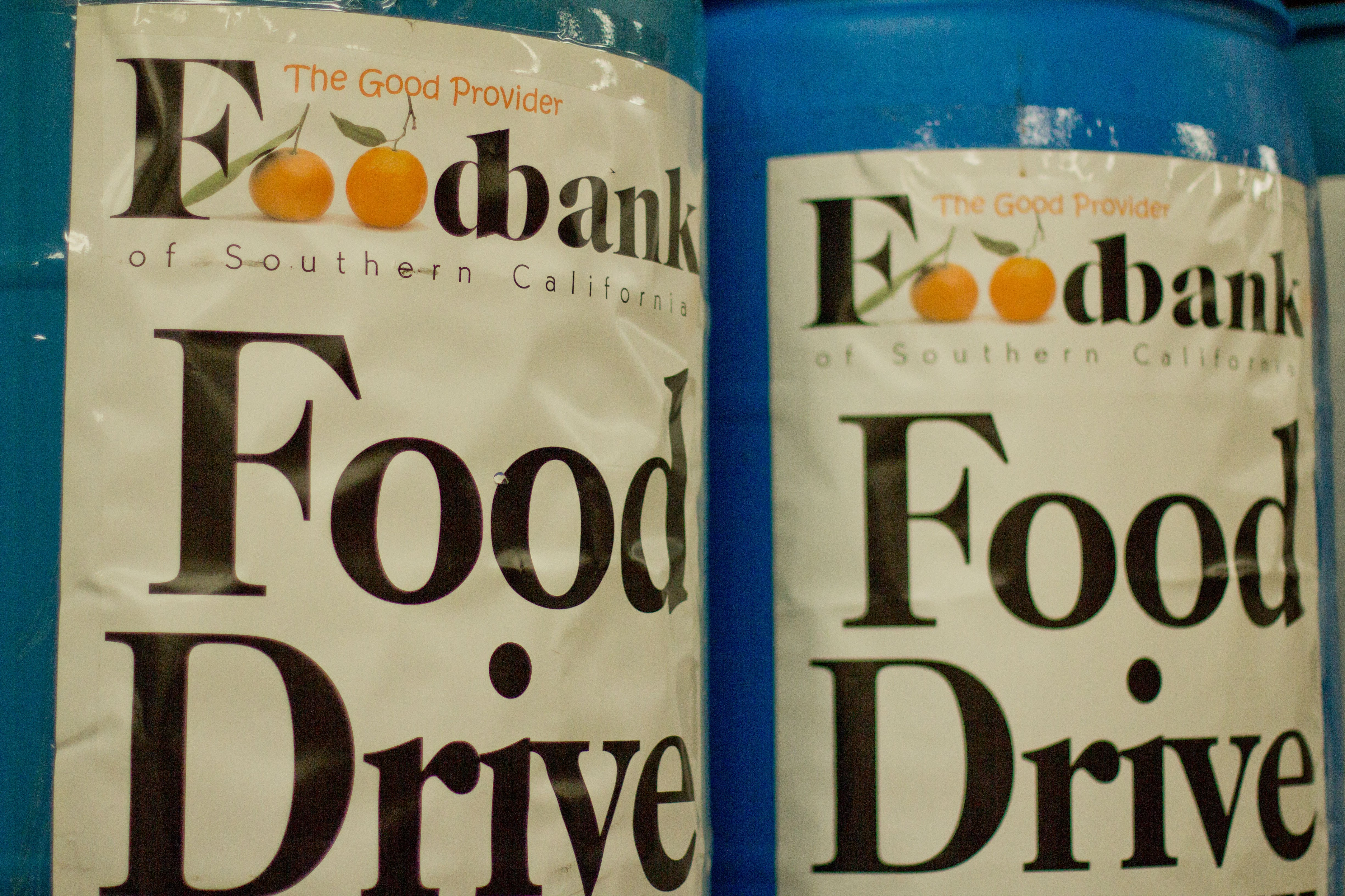 Agency Membership with Food Bank of California